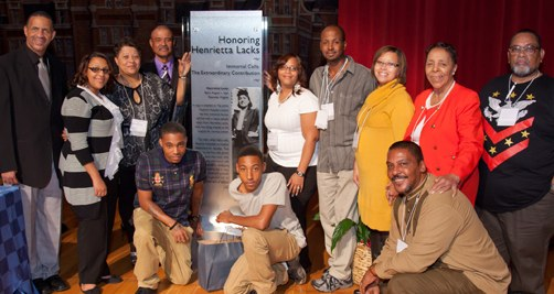 Henrietta+Lacks+Family+Deborah HeLa Cells: Henrietta Lacks Reparations ...
