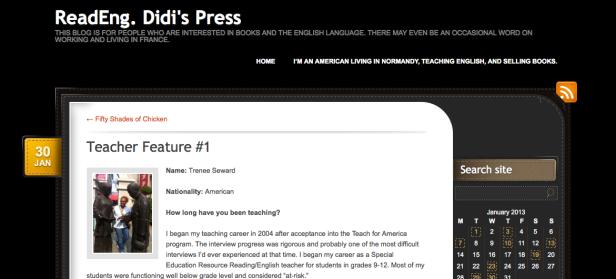 TeacherFeatureBlog